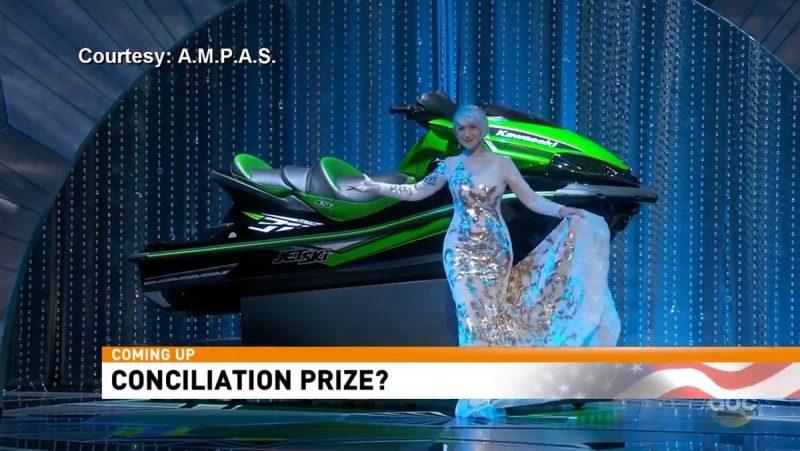 Conciliation Prize?