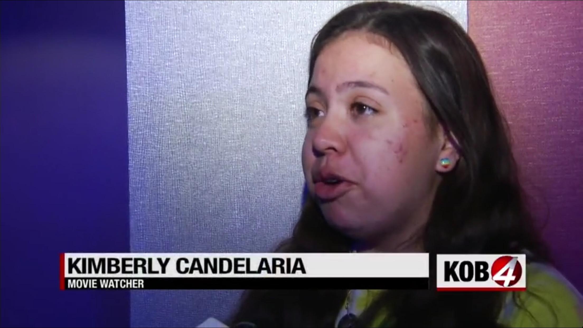 Kimberly Candelaria: Movie Watcher