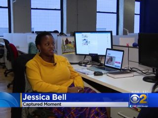 Jessica Bell: Captured Moment