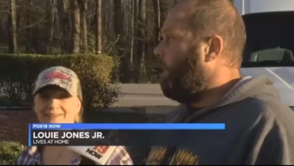 Louie Jones Jr.: Lives At Home