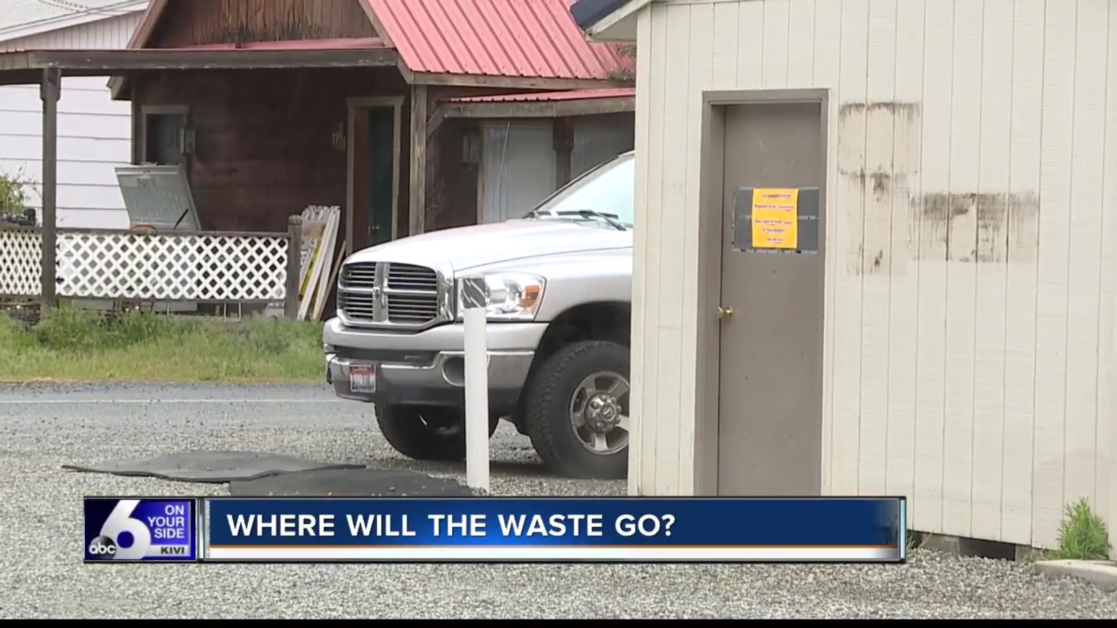 Where Will The Waste Go?