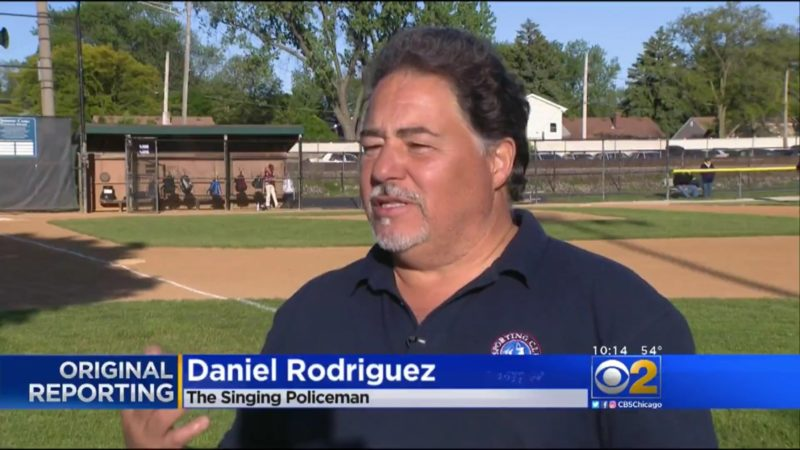 Daniel Rodriguez: The Singing Policeman