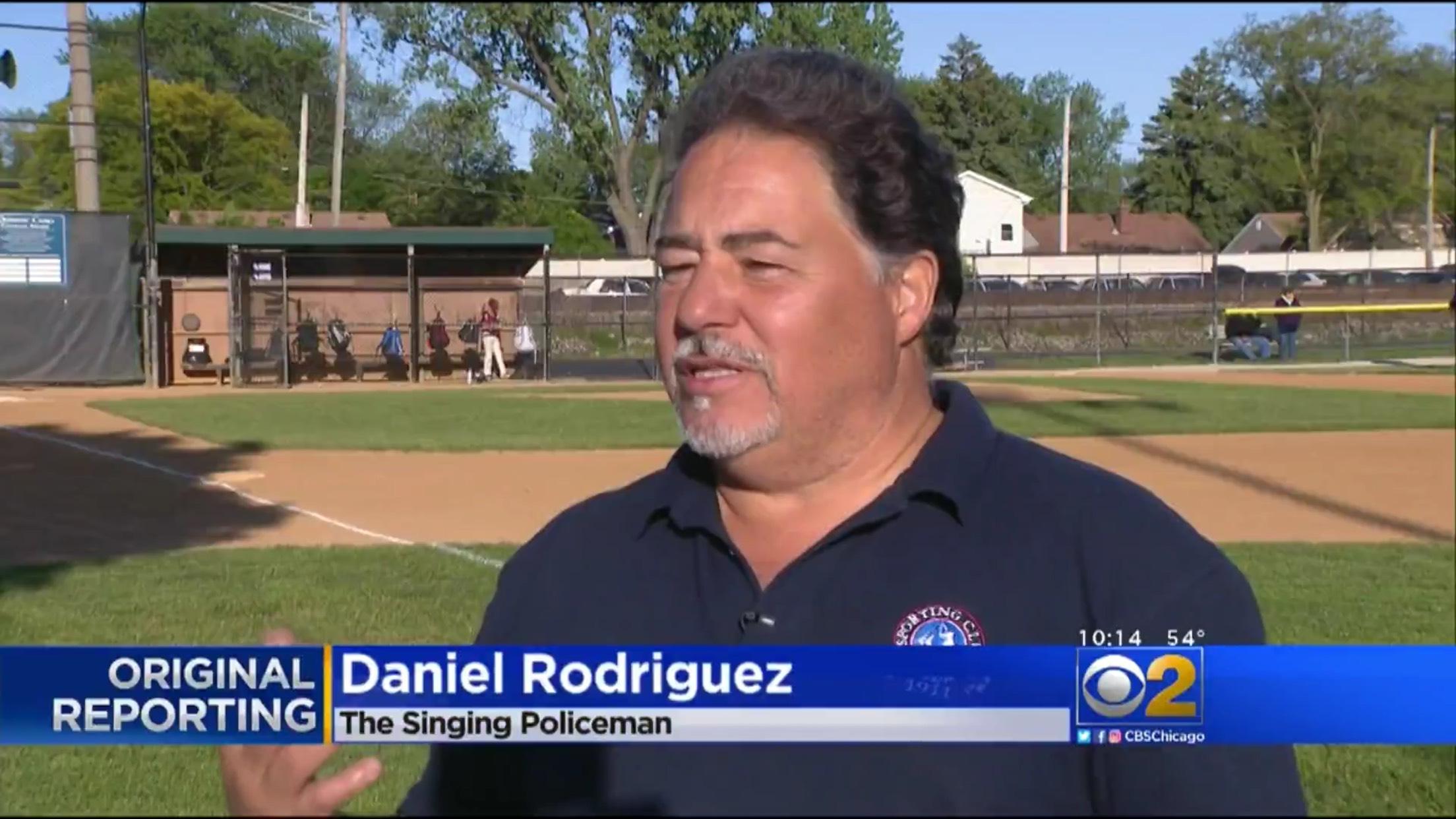 Daniel Rodriguez: The Singing Policeman