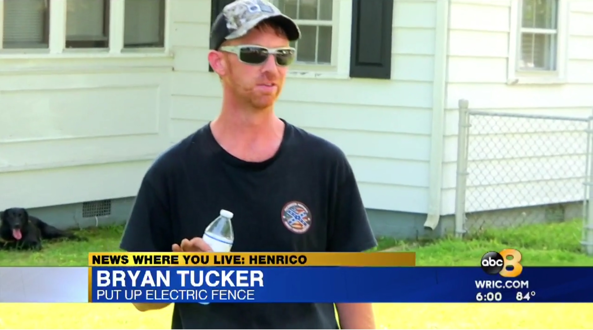 Bryan Tucker: Put Up Electric Fence