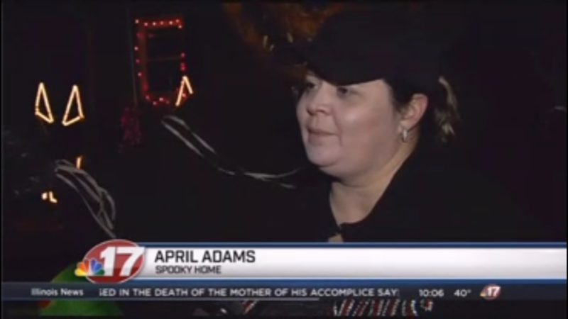 April Adams: Spooky Home