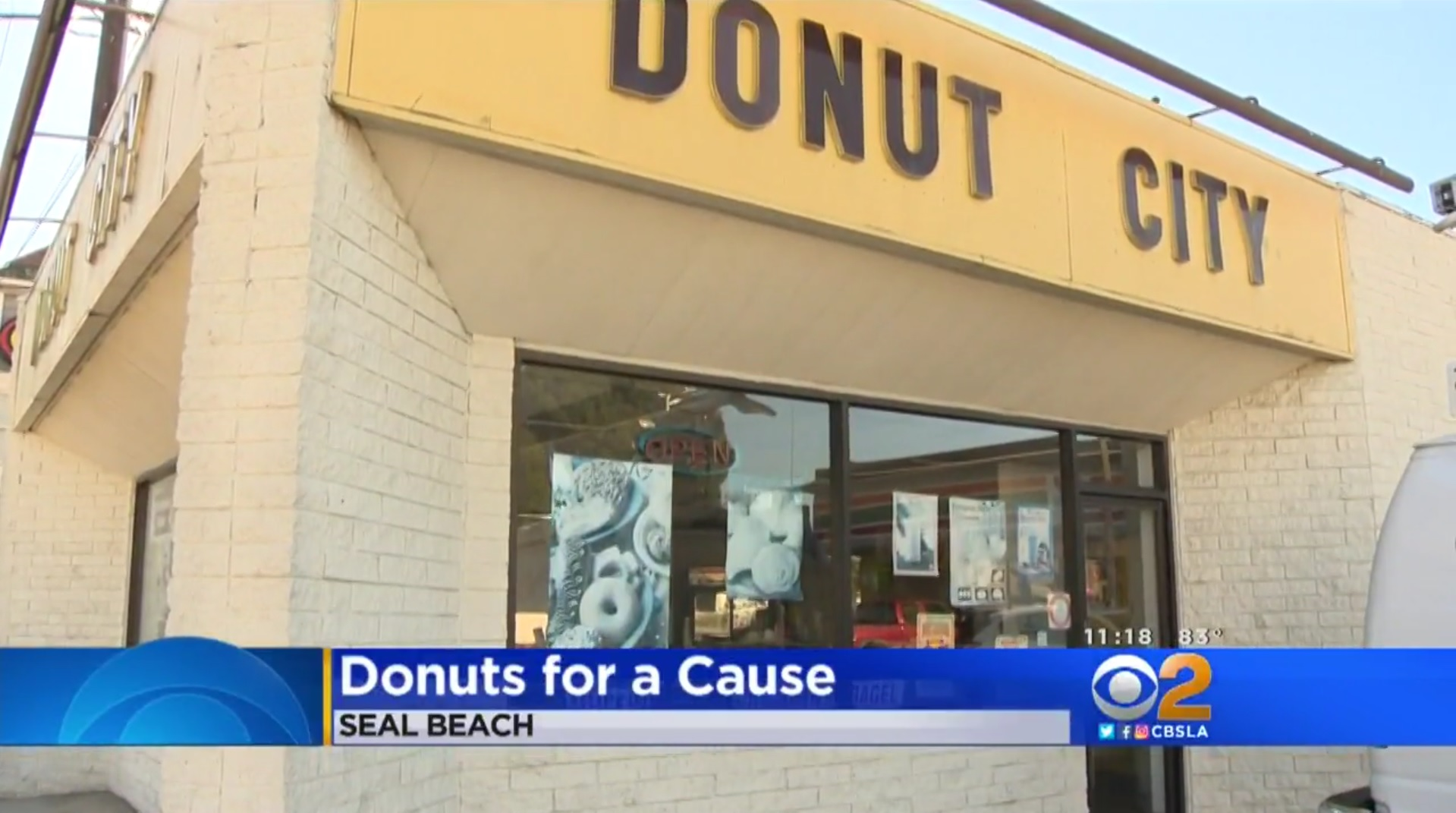Donuts for a Cause