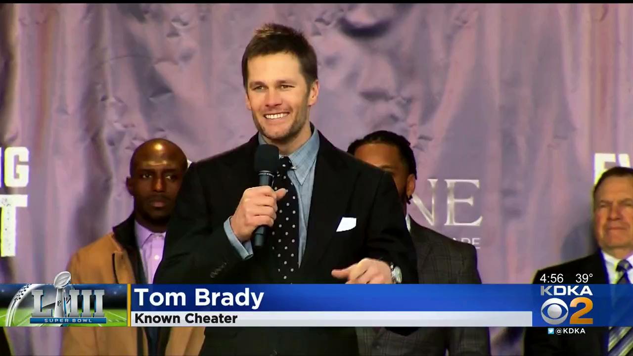 "Tom Brady: ""Known Cheater"""