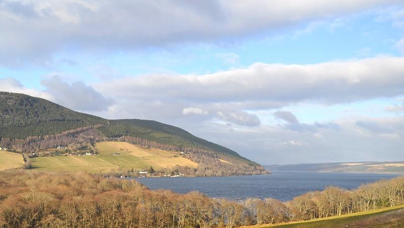 Loch Ness (photo by David McKelvey via Flickr/Creative Commons https://flic.kr/p/furRT6)
