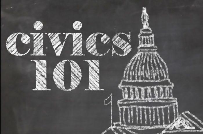 Civics 101 logo