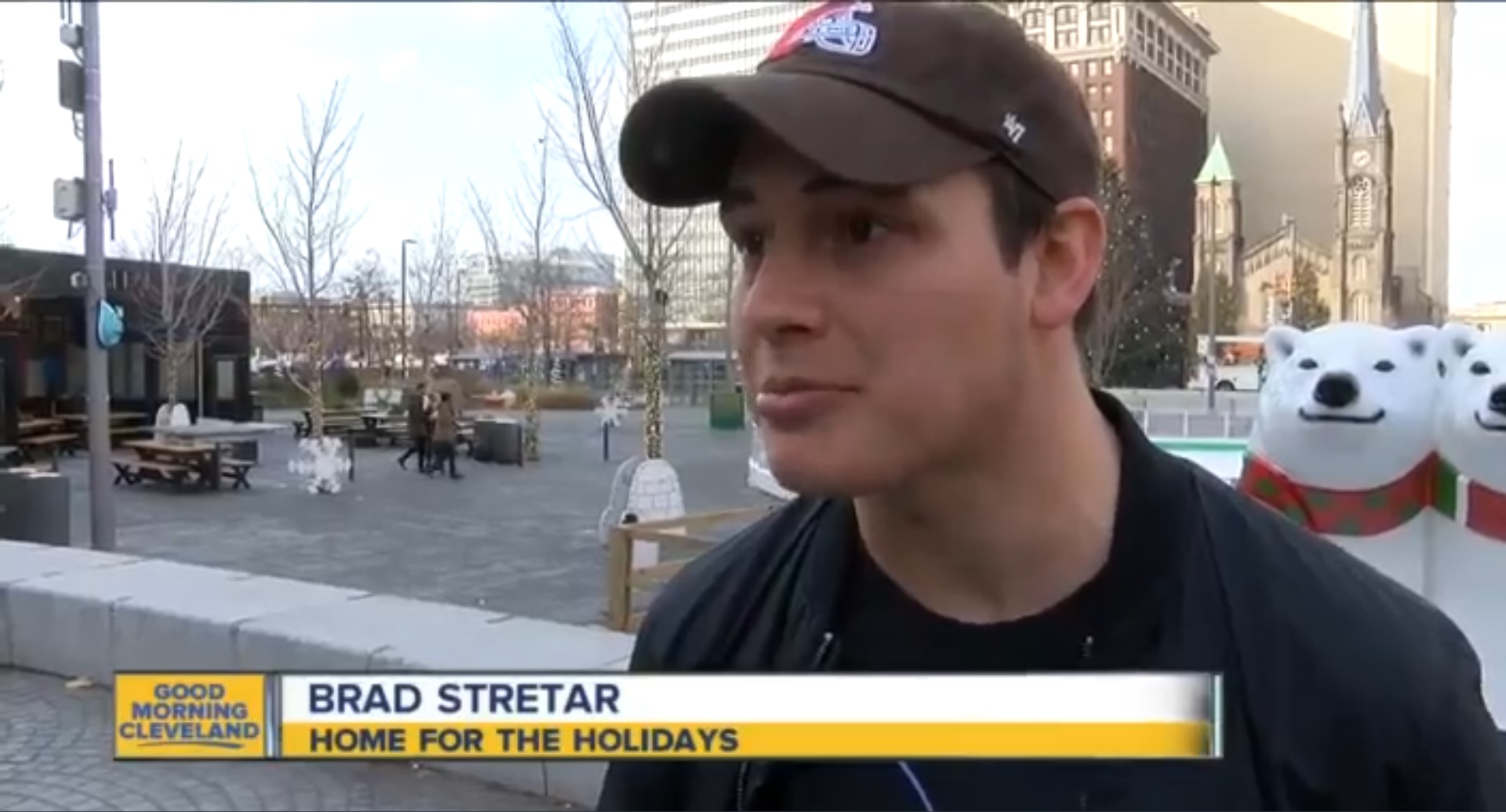 Brad Stretar: Home For The Holidays