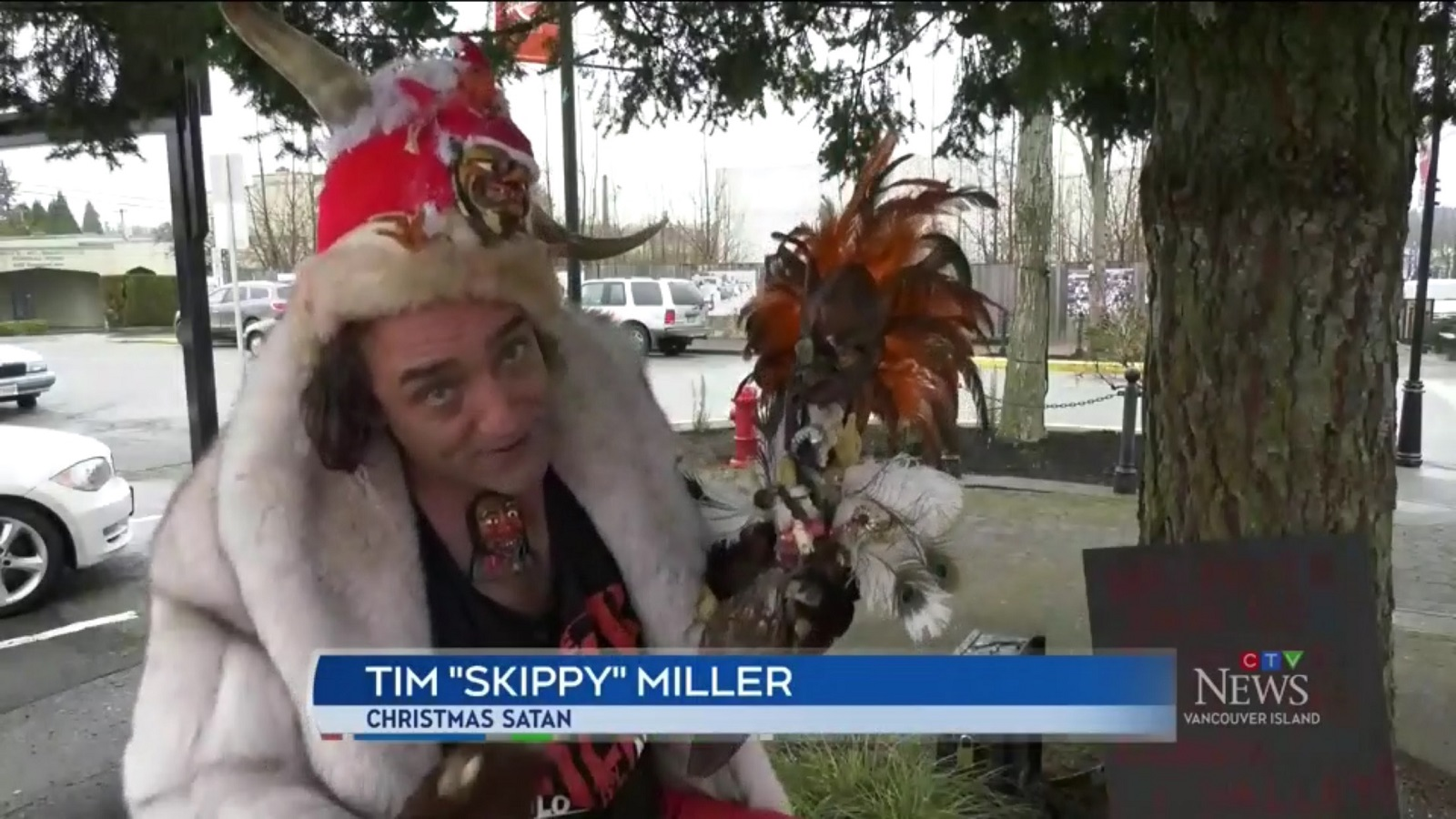 "Tim ""Skippy"" Miller: Christmas Satan"