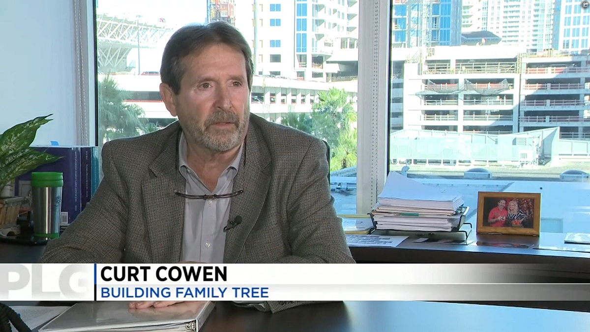 Curt Cowen: Building Family Tree