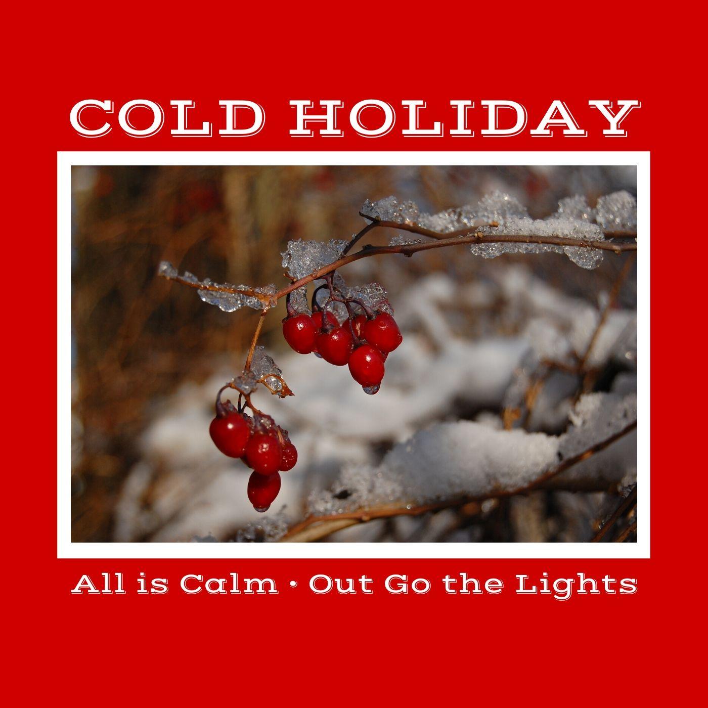 All Is Calm album cover