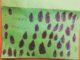 A drawing of purple rain, from big bro to little bro