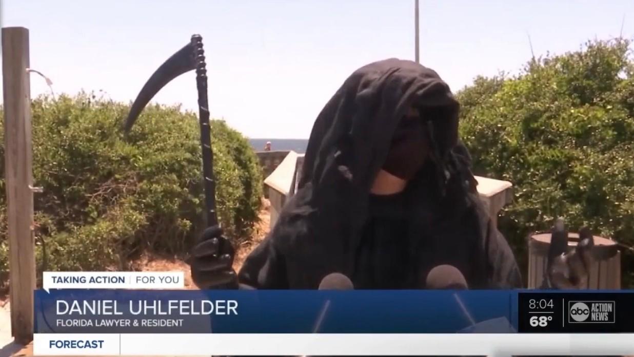 Daniel Uhlfelder: Florida Lawyer & Resident