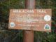 Appalachian Trail sign. (Photo by John Hayes via Flickr/Creative Commons https://flic.kr/p/wykqDP)