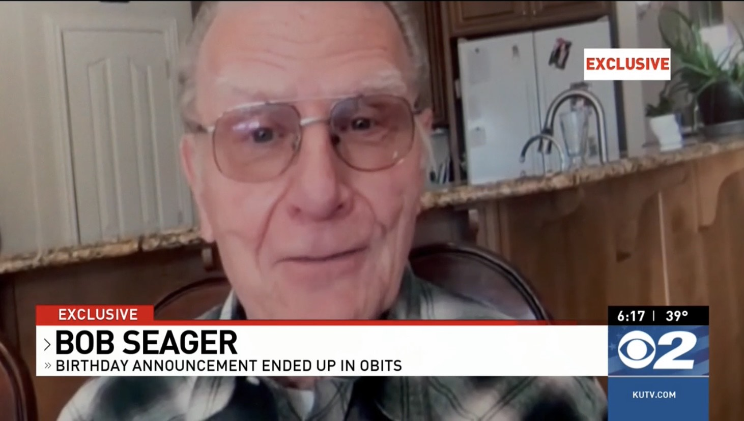 Bob Seager: Birthday Announcement Ended Up In Obits