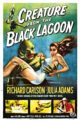 Creature From the Black Lagoon poster, by Reynold Brown, Public domain, via Wikimedia Commons https://commons.wikimedia.org/wiki/File:Creature_from_the_Black_Lagoon_poster.jpg