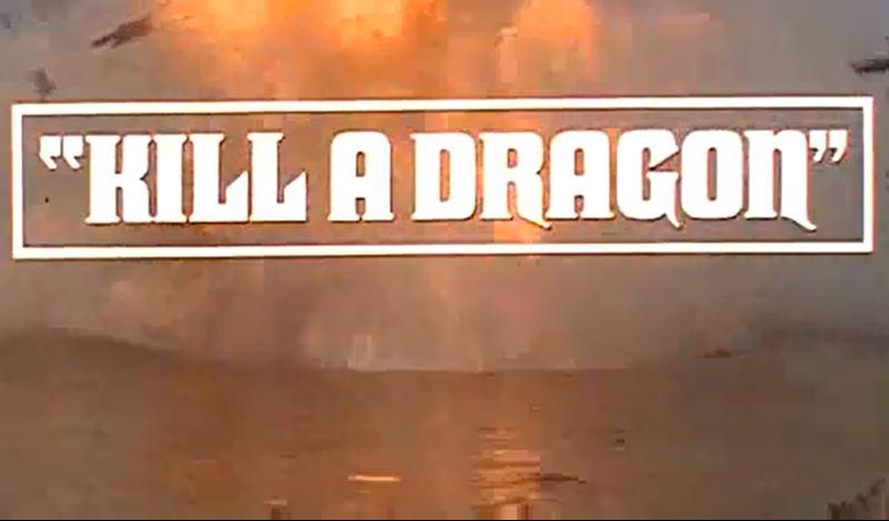 Kill a Dragon title