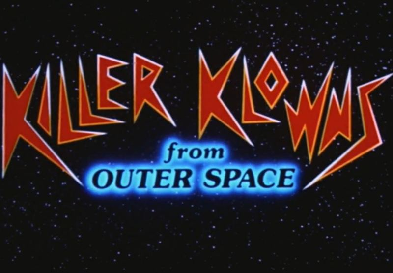 Killer Klowns title card