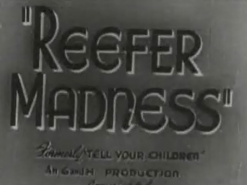Reefer Madness title card