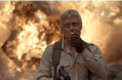 Hannibal blows something up
