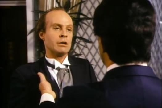 Murdock as a mobster