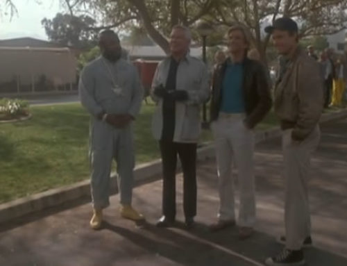 My Year With The A-Team: Season 5, Episode 12 – The Grey Team