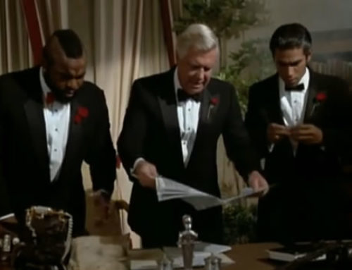 My Year With The A-Team: Season 5, Episode 11 – The Spy Who Mugged Me