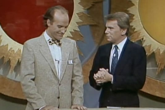 Murdock and Pat Sajak