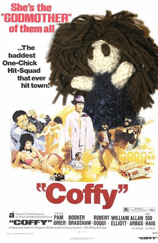 "Hermione Granger doll is ""Coffy"""