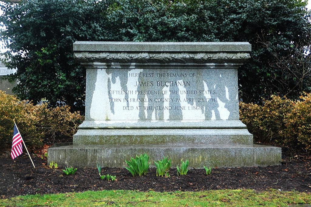 James Buchanan's Tomb