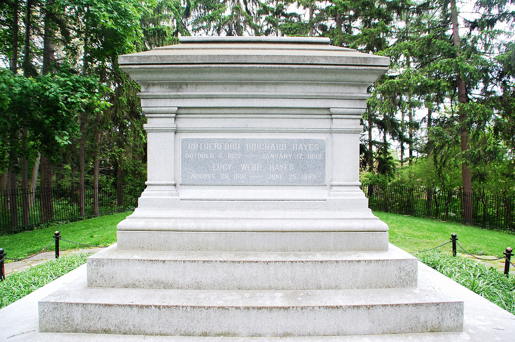 Rutherford B. Hayes's Tomb