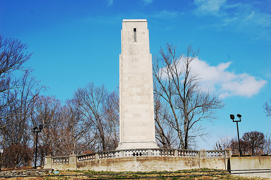 William Henry Harrison's Tomb
