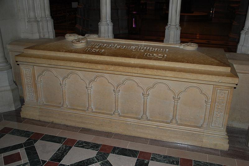 Woodrow Wilson tomb