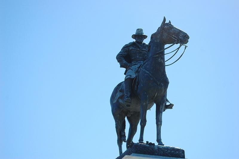 Ulysses S Grant Memorial in Washington