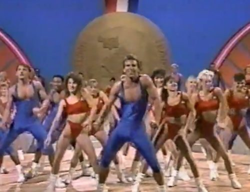 The 1988 Crystal Light National Aerobics Championships