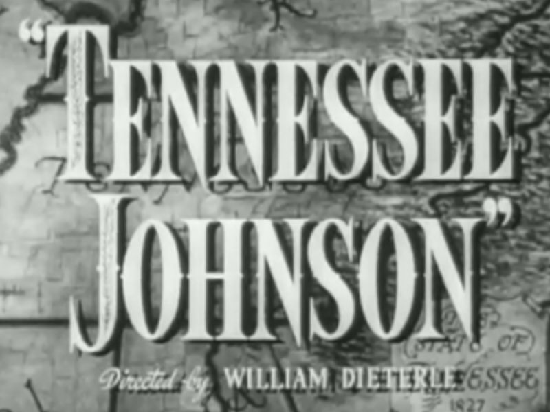 "screenshot of ""Tennessee Johnson"""