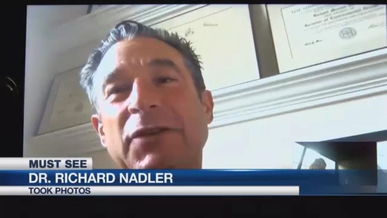 Dr. Richard Nadler: Took Photos