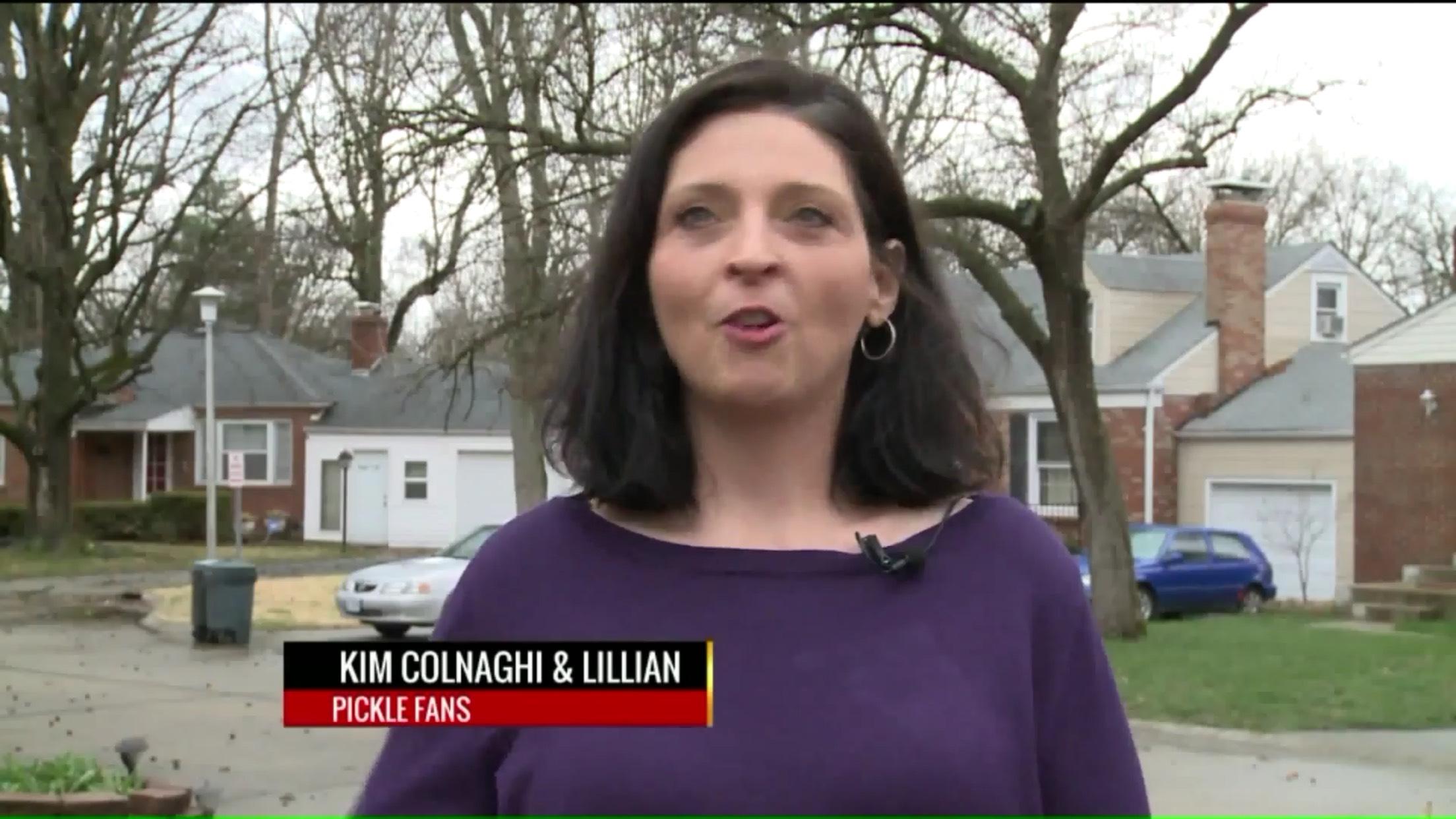 Kim Colnaghi & Lillian: Pickle Fans
