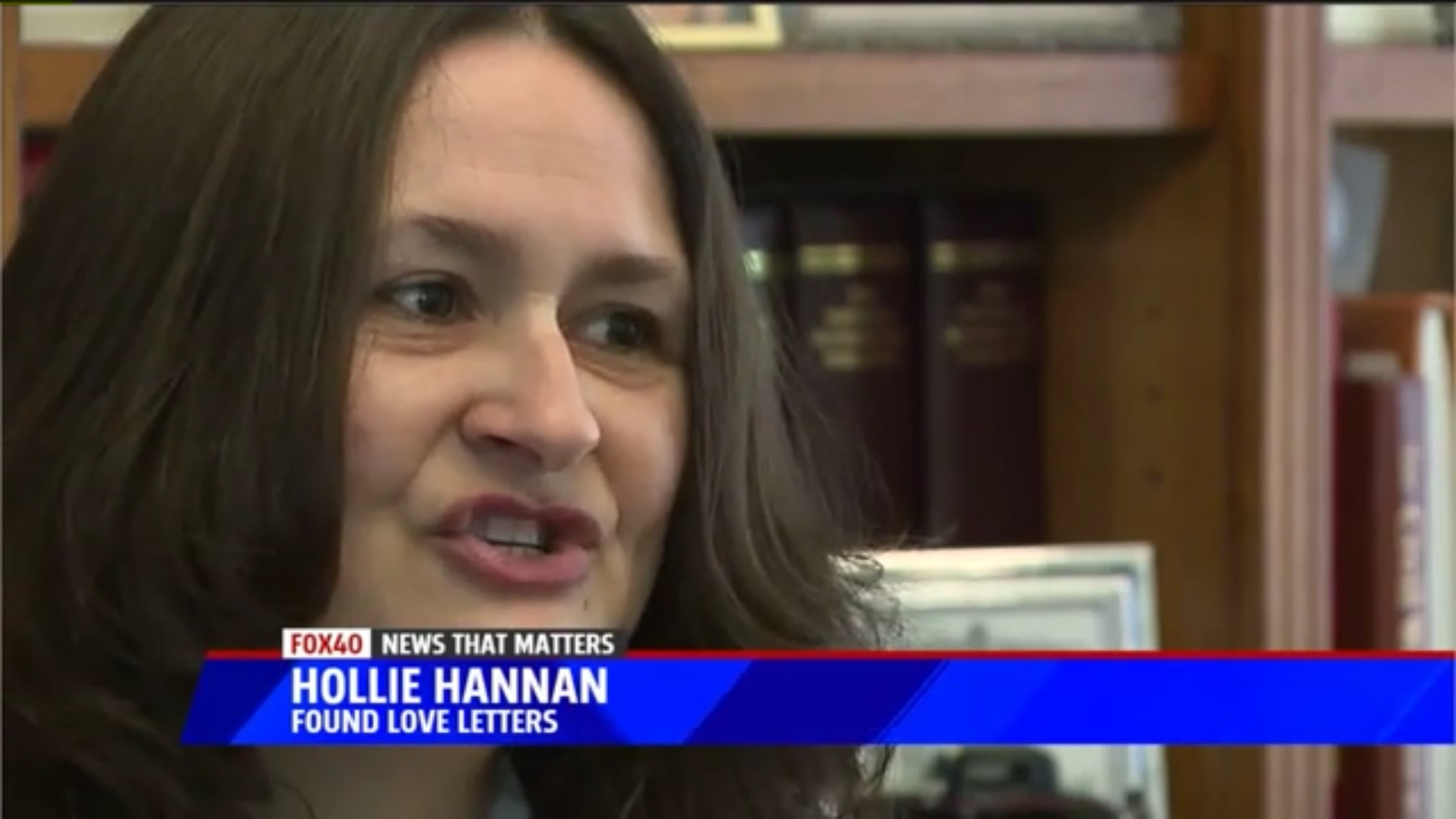 Hollie Hannan: Found Love Letters
