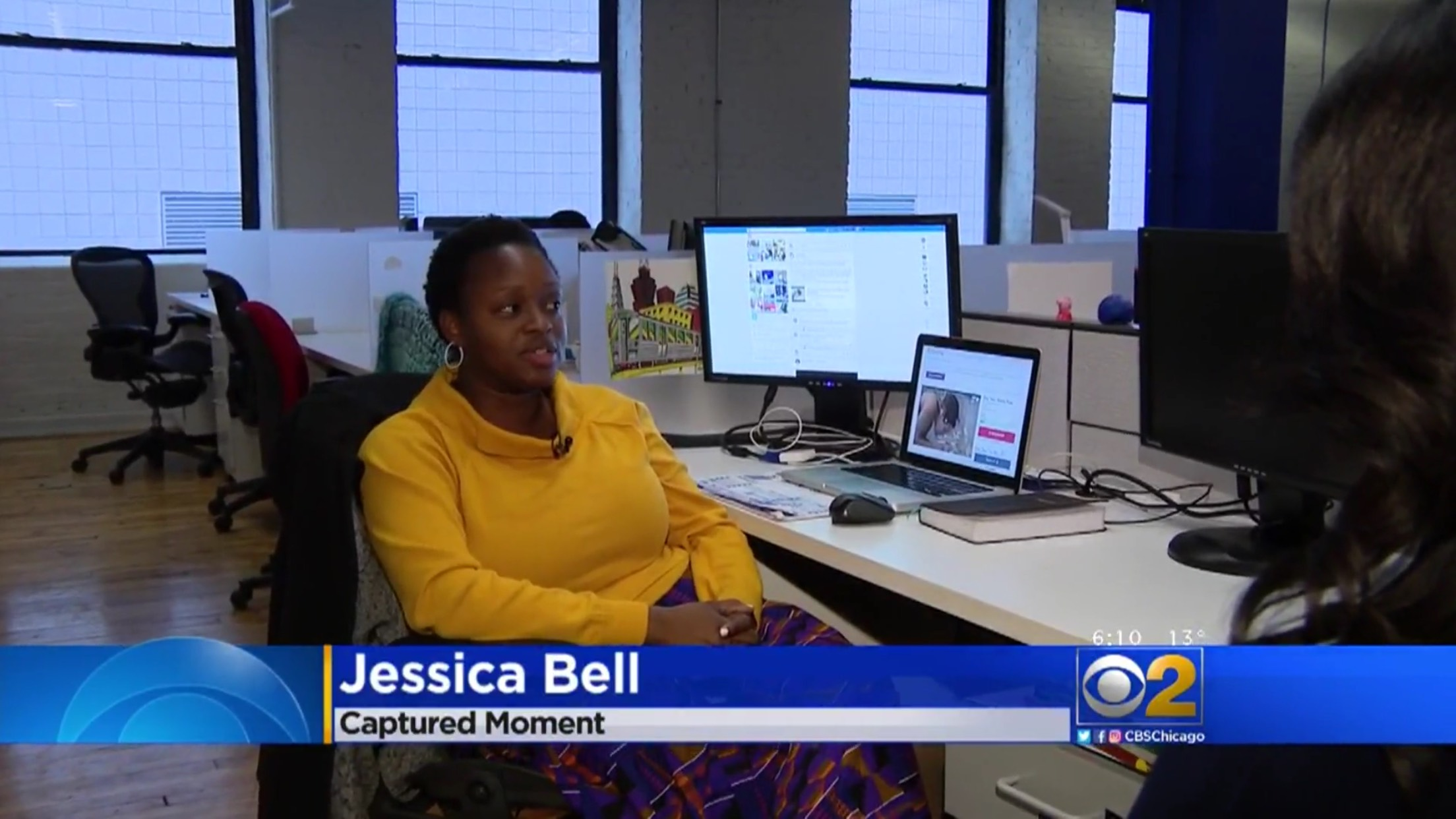 Jessica Bell: Captured Moment