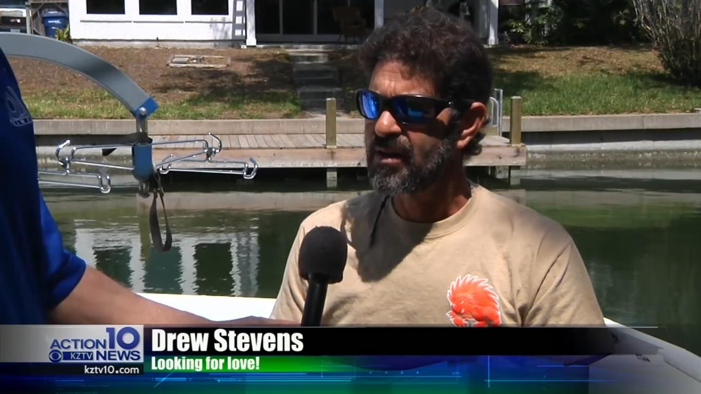 Drew Stevens: Looking For Love!