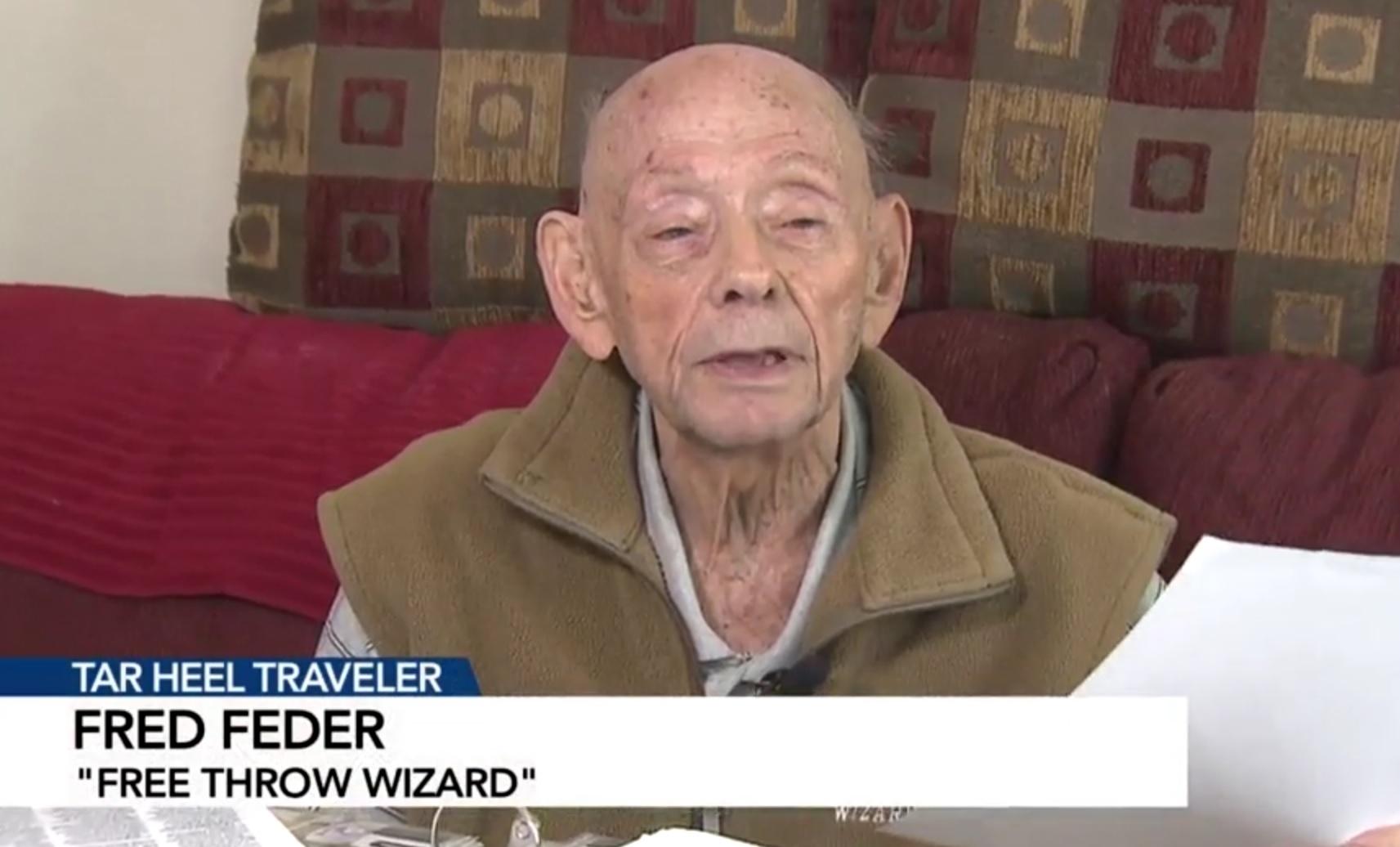 "Fred Feder: ""Free Throw Wizard"""