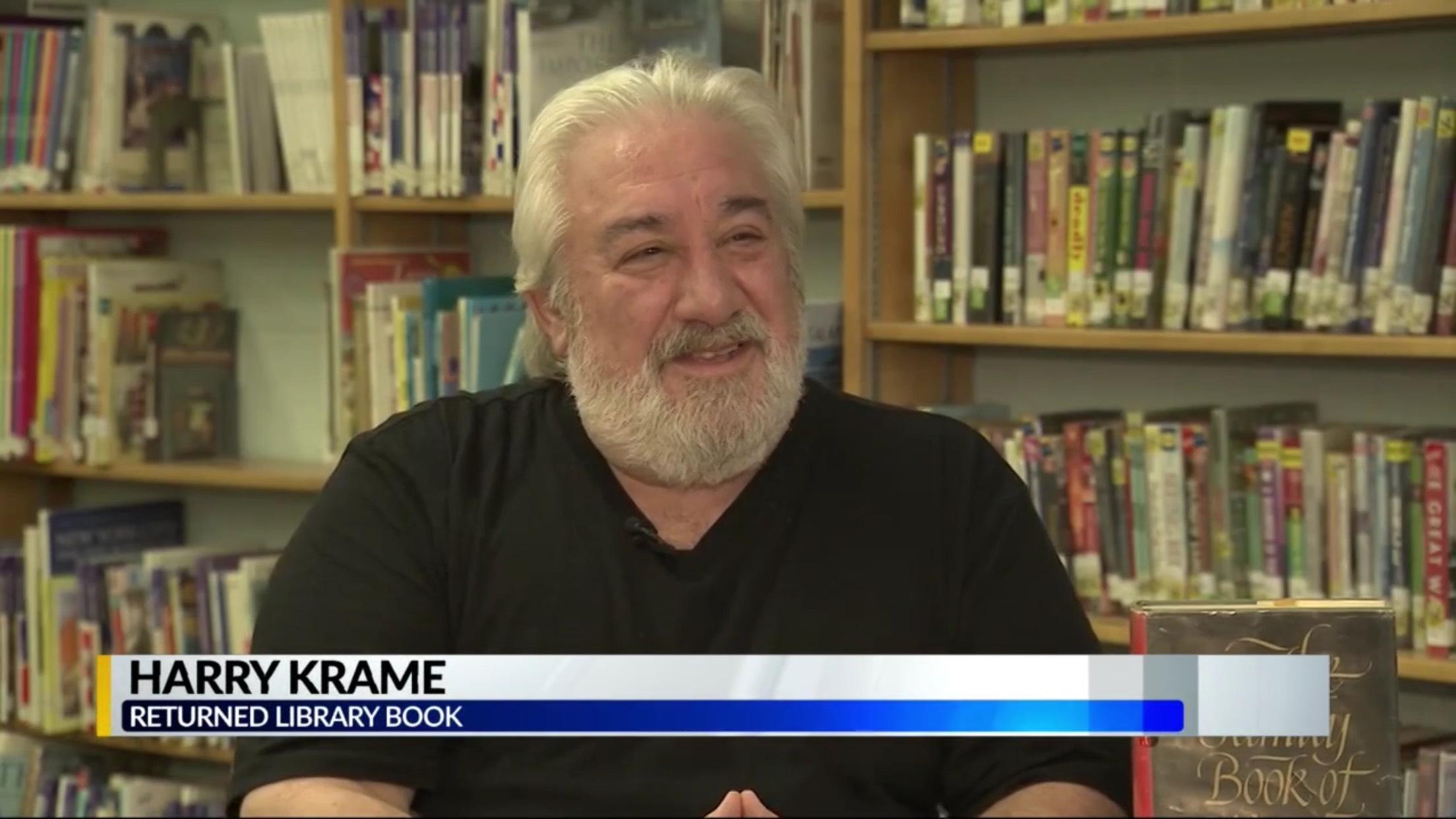 Harry Krame: Returned Library Book