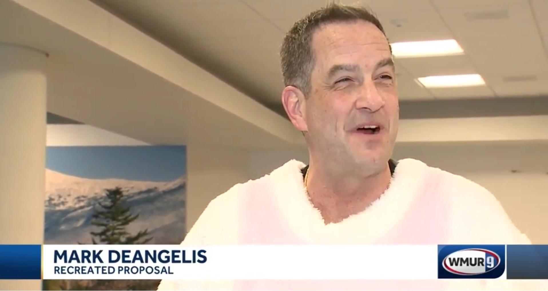 Mark Deangelis: Recreated Proposal