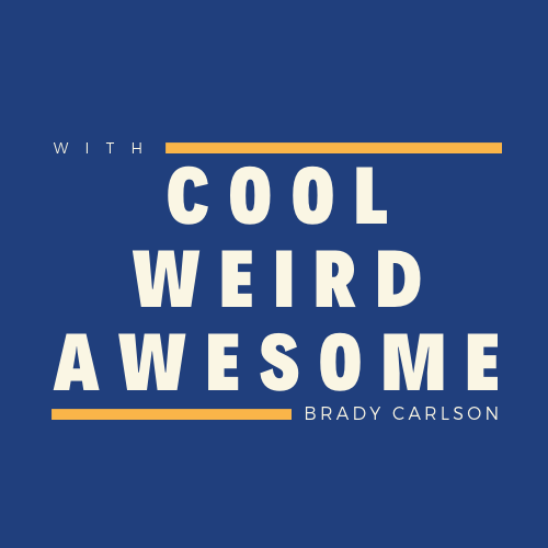 Cool Weird Awesome logo
