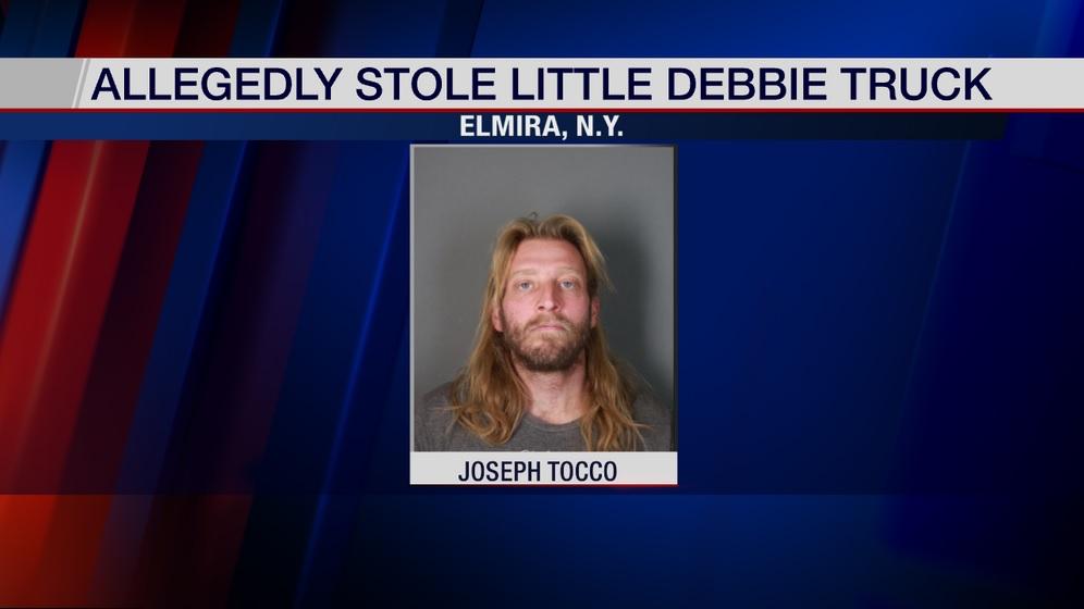 Joseph Tocco: Allegedly Stole Little Debbie Truck