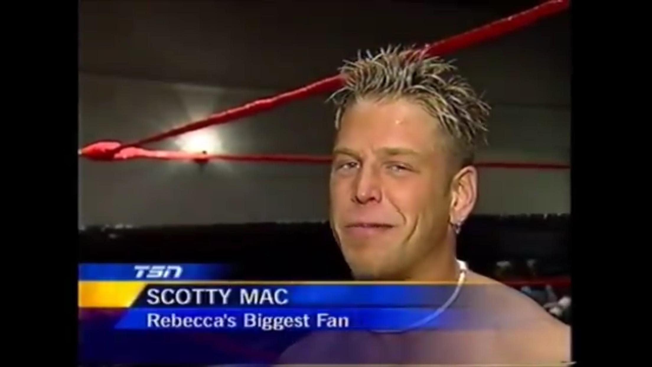 Scotty Mac: Rebecca's Biggest Fan