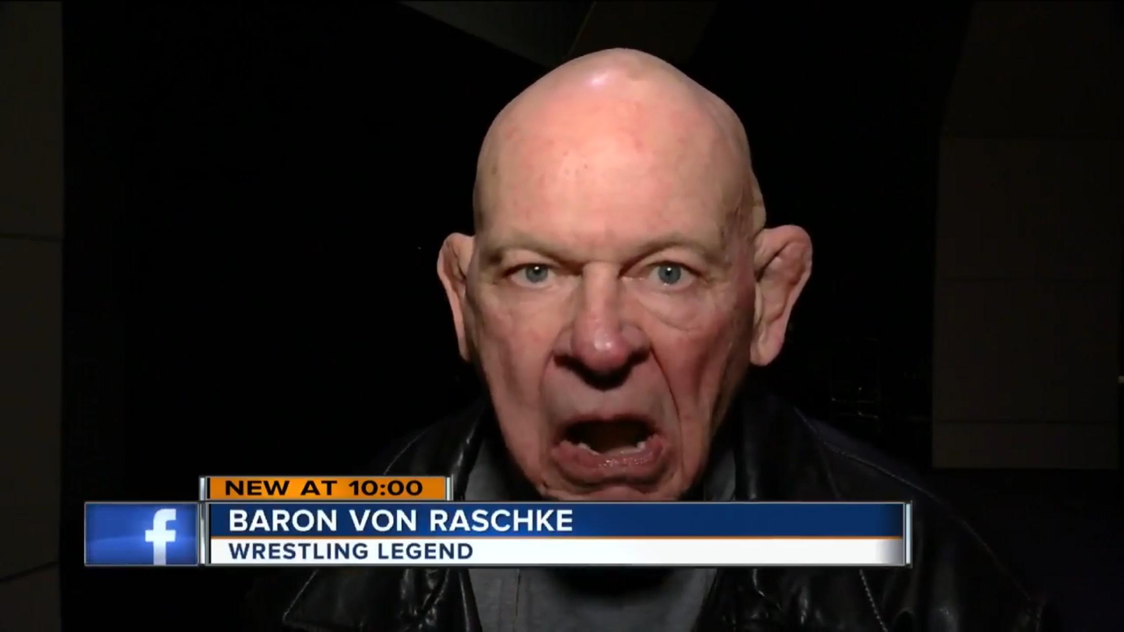 Baron Von Raschke: Wrestling Legend